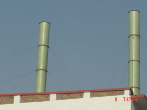 高40米烟囱